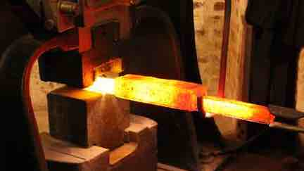 Forgings - Custom Manufacturing Hardware from Tengco, Inc.