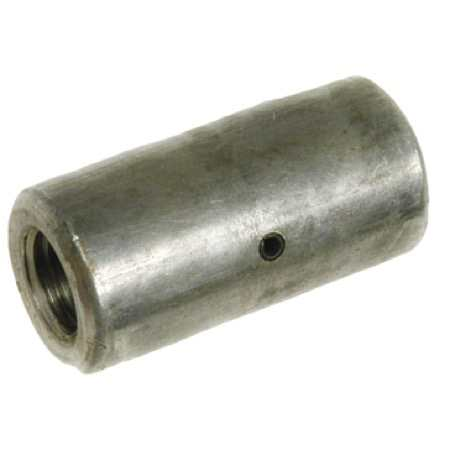 Round Stopnut - Custom Forging from Tengco, Inc.