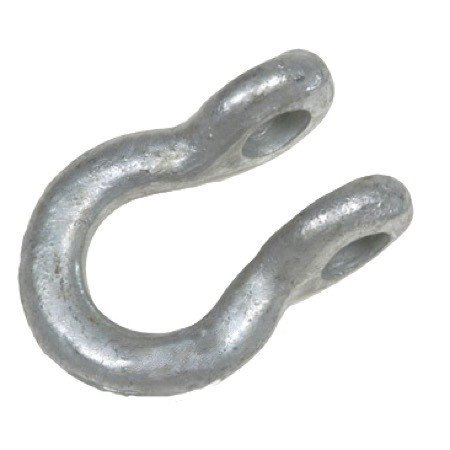 Shackle - Pole Line Hardware from Tengco, Inc.