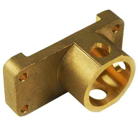 Brass Lock - Custom Castings - Industrial Manufacturing | Tengco, Inc.