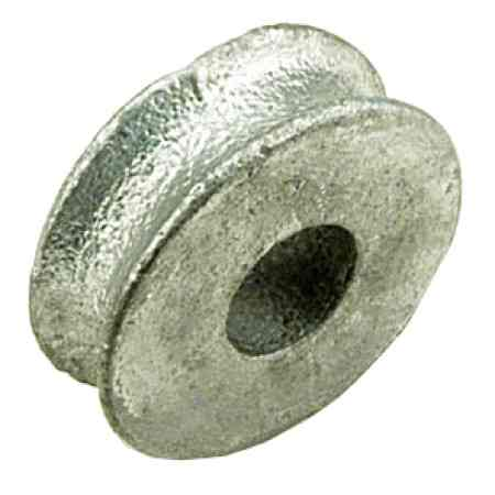 Cast Roller - Pole Line Hardware from Tengco, Inc.