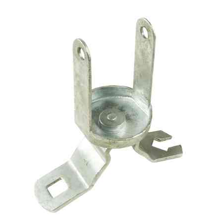Clamp Strap - Pole Line Hardware from Tengco, Inc.