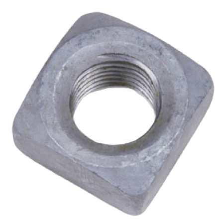 Square Nut - Pole Line Hardware from Tengco, Inc.