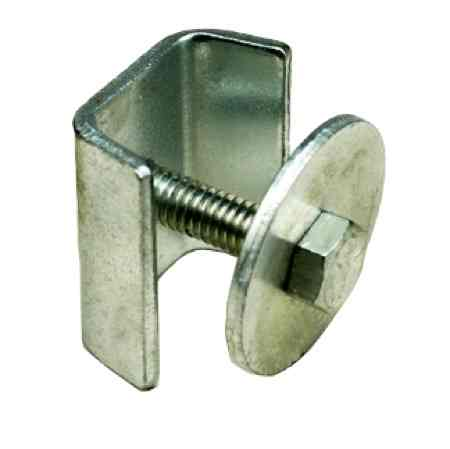 Door Stop - Metal Building Hardware by Tengco, Inc.