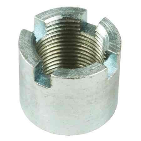 Tube Locknut - Machined Parts and Fasteners - Industrial Manufacturing | Tengco, Inc.