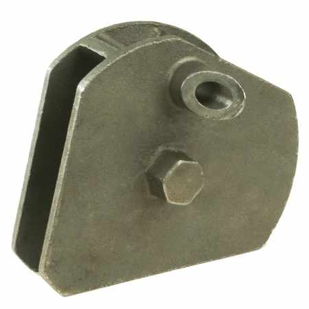 Rotating Latch - Custom Castings - Industrial Manufacturing | Tengco, Inc.