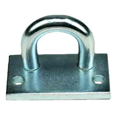 Staple Plate - Metal Building Hardware by Tengco, Inc.