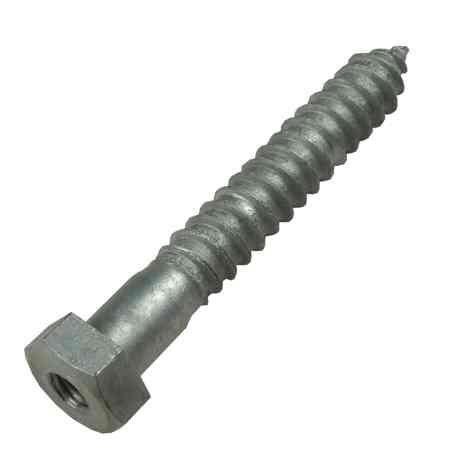 Lag Screw - Tengco Global Sourcing for Custom Manufacturing