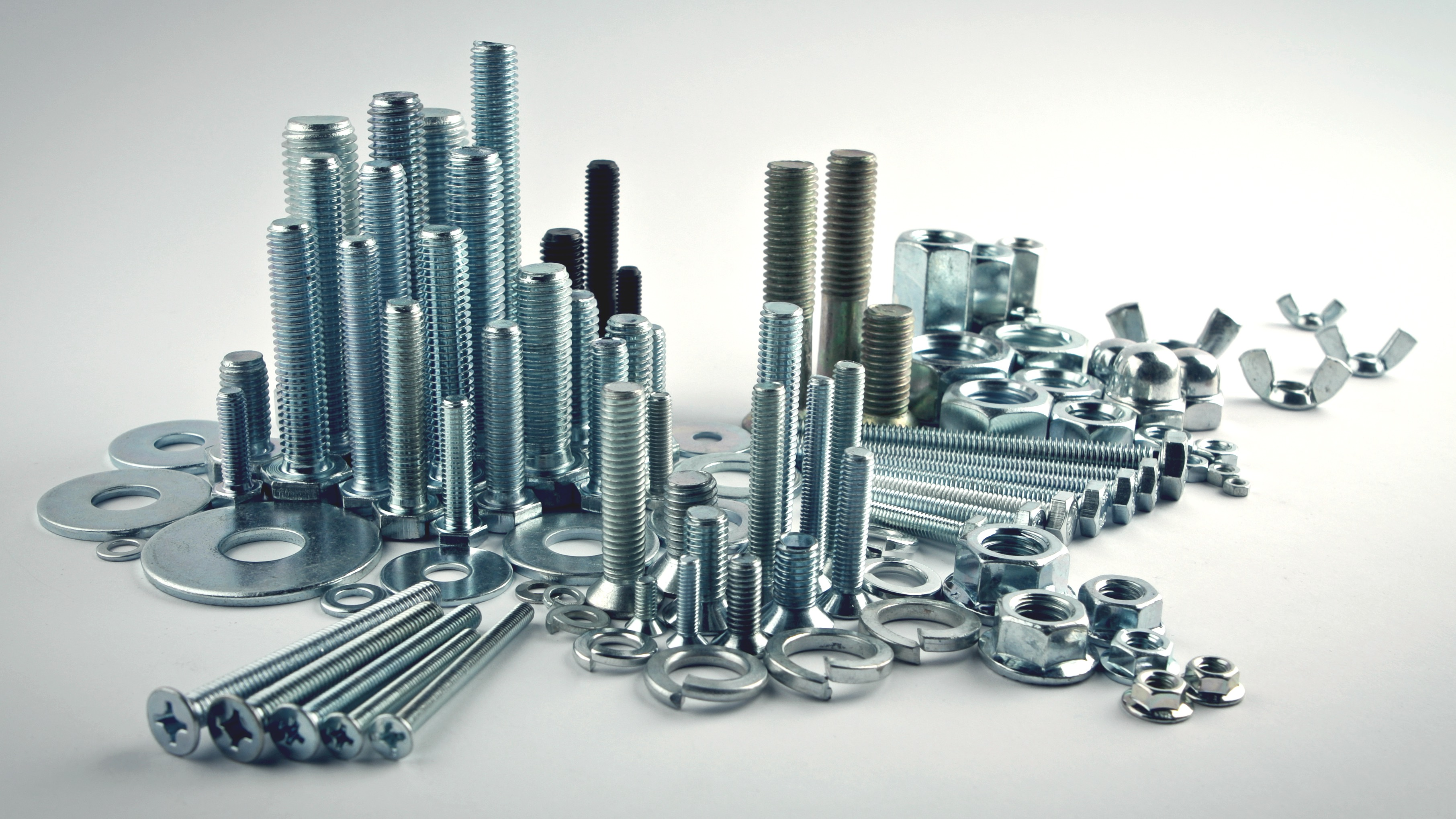 Fasteners - Custom Manufacturing Hardware from Tengco, Inc.